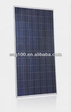 300W High-efficiency Polysilicon silicon solar module for solar system