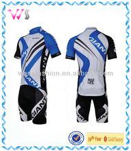 Men's 2014 Short Sleeves Cycling Clothing Set