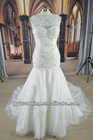 lace bridal muslim wedding dresses pictures bead everywhere