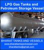 LPG Gas Tanks and Petroleum Storage Vessel