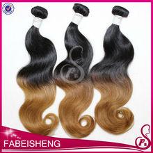 FABEISHEGN maria guangzhou China cheap ombre hair extension