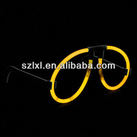 Colorful Glow Glasses / fluorescent glasses for Party