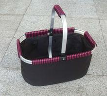 YY-23X08 laundry basket/supermarket basket