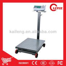 Portable Digital platform scales 300kg TCS-A2-Y 40*50cm