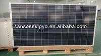 290w poly solar module