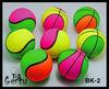 2014 Hot sales pet rubber balls,sponge rubber balls