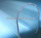 Manufacturer plastic translucent PMMA Cover