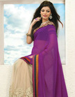 New indian designer fancy partywear beautiful fancy sarees blouse