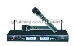 UHF wireless professional stage performance microphone(U-980)