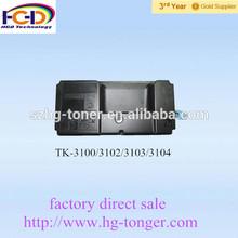 Black toner cartridge for Kyocera TK-3102 for FS-2100DN