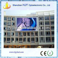 P12.5 outdoor full color led display movies
