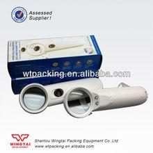 Handheld magnifying glass 10X