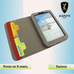 Flexible for ipad mini cute cover unique design made in china