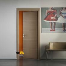 Puerta de madera de la puerta- estiloitaliano