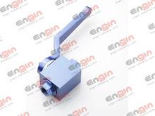 "1/8"" NPT Billet alumium brake line lock shut off valve for bmw e36 parts"