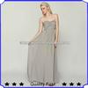 2015 Latest Dress Designs Fashion Women Strapless Party Dresses Evening Dress