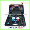 R134a manifold gauges,Digital manifold gauges,Air conditioning manifold gauge