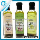 customized design chemical and shampoo and conditioner labels customized shampoo label for shampoo and cosmatic bottle