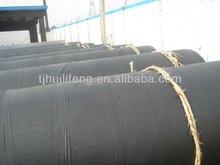 Epoxy coal tar steel pipes
