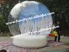 2013 Hot Christmas Inflatable Snow Globe/Large Outdoor Christmas Balls