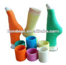 Excellent moisture resistant orthopedic fiberglass bandage for wide application