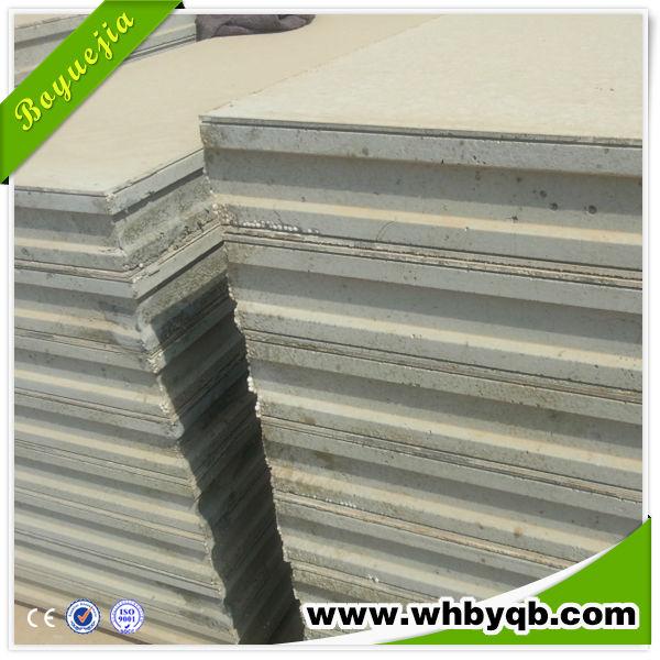 panels lightened concrete eps blocks for prefab house wall block