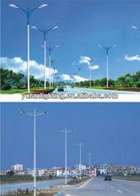 2013 hot sales led street lamp post,used street light poles, decorative street lighting pole manufactory in china