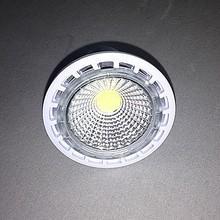 220v dimmable 5w gu10 led cob/led spot light gu10/led gu10 bulb