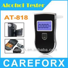 Black ABS Alkoholtester Blue Backlight Alkoholtester Kaufen Alkoholtester Test AT818