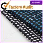 100% Polyester jaquard fabric