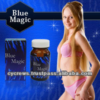 New diet products Blue Magic diet energy supplement made in japan