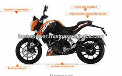 KTM Duke new 200 Motorcycle