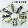Ledtech 2014 popular t10 led car lamp factory wholesale price