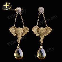Luxury animal shape earrings, European style earrings XYE100104