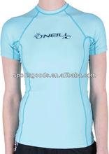(New arrival) Adult sport wear pink/ t shirt/windsurf