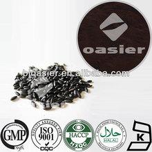 GMP Manufactural Supplying Organic Black Rice Powder
