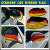 Germany Custom Design Car Side Mirror Flag