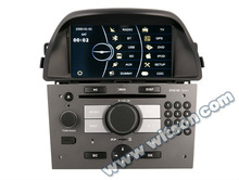WITSON OPEL ASTRA 2012 car dvd touch screen with SD card for Music and Movie