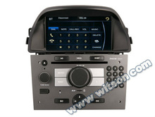 WITSON car audio for OPEL ASTRA 2012 car dvd player with gps with SD card for Music and Movie