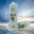 profissional hidratante natural straight perm do cabelo
