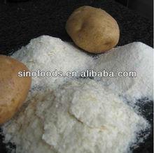 Instant potato Snow powder