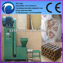 Wood/sawdust/biomass/peanut husk charcoal Compressed Machine 0086 13676938131