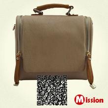 2013 high quality new style ladies fashion pu handbag