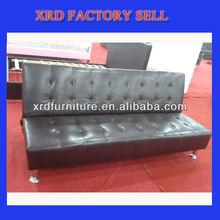 2013 Hot sale!soft PU leather sofa bed/PU leather sofa bed