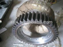 Lower Price Shantui Bulldozer SD16 Big Gear Wheel 16Y-18-00036