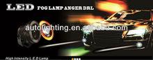 Hottest!Redline COB LED project angel eye car/auto fog light 12v 10w