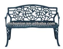 Hot sale U00164 antique garden bench
