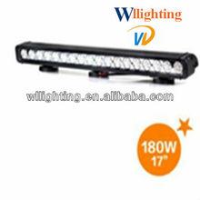 "High lumen output 12150lm/power 180W/CREE LED/PC Lens/30"" led light bar"