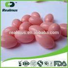 2014 best ladies skin care placenta collagen soft gel (in pink color)