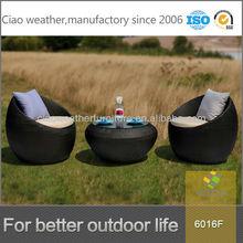 2014 Garden rattan furniture sets round egg chair